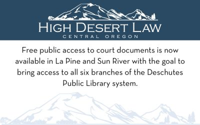 Free Access to Court Documents in Redmond