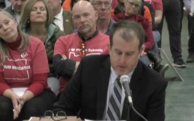 David Rosen testifies on behalf of Access to Justice