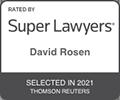 Super Lawyers - David Rosen